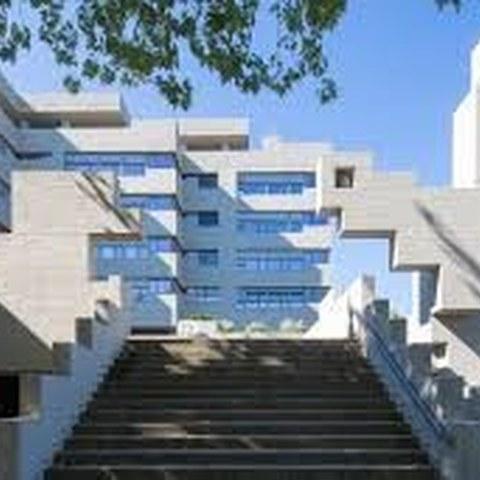 Brunnmatt Eingang Treppe. Vergrösserte Ansicht