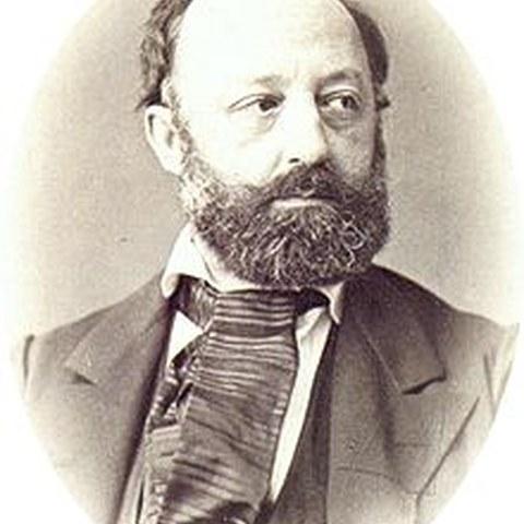 Gottfried Keller. Vergrösserte Ansicht