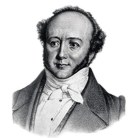 Jeremias Gotthelf. Vergrösserte Ansicht